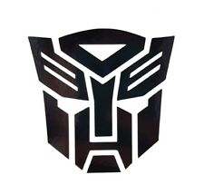 Transformers Autobot Symbol Vinyl Decal Sticker