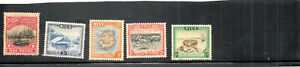 Stamps Niue,old lot mint, good catalogue,nice lot.