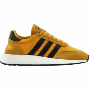 adidas I-5923 Mens  Sneakers Shoes Casual   - Yellow - Size 8 D