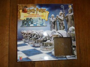 Harry Potter Wizard Chess Board Game Genuine Replacement Pieces - Multi Listing