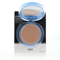 CoverGirl Clean Oil Control Pressed Powder, Medium Light [535], 0.35 oz 4pk