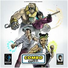 Combo Fighter - Strategy Card Game