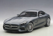 AUTOART MERCEDES BENZ AMG GT-S MATT GREY 1:18 *New Item!