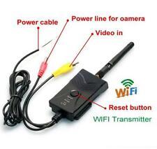 Wifi Transmitter 903W Waterproof wireless P2P 30fps SmartPhone realtime AV video