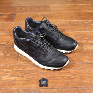 "Reebok Classic Leather Lux CF Stead – ""Horween Brogue"" Pack - V55143 - US 11"