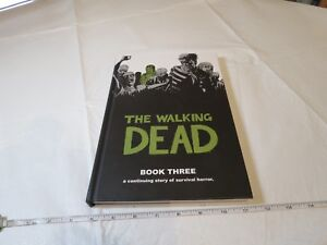 The Walking Dead Libro 3 Robert Kirkman E Cliff Rathburn Copertina Rigida Comics