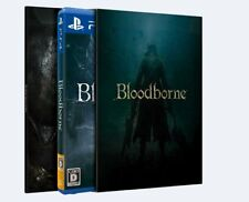 UsedGame PS4 TERNSSony Computer Bloodborne Limited Edition   Japan Import