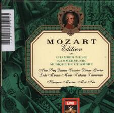 Mozart(CD Album)Chamber & Instrumental Works-New