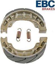 EBC Grooved Front Brake Shoe 2002-2013 Kawasaki KLX110 # 715G