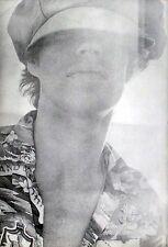 The Rolling Stones Mick Jagger Original Annie Liebowitz Poster