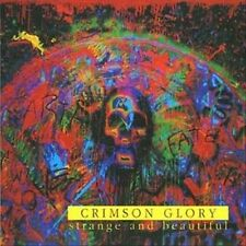 Strange & Beautiful [Bonus Track] [PA] by Crimson Glory (CD, Nov-2006, Metal Mind/Roadrunner)
