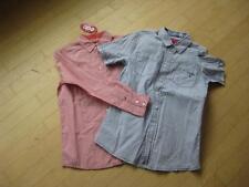 2 teiliges Jungen Esprit EDC Hemden Set Gr. 164/176 (L-XL) neu