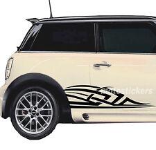 Adesivi Mini Cooper - Tuning Auto Adesivi Auto Coo013 - racing decals