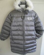 RARE~Adidas CARLO GRUBER CG 68 PARKA Jacket Winter snow ski Hoody Coat~Mens Sz L