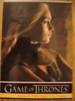 GAME OF THRONES - SEASON TWO (2): PROMO CARD: P1 - GENERAL DISTRIBUTION