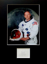 More details for neil armstrong signed autograph display apollo 11