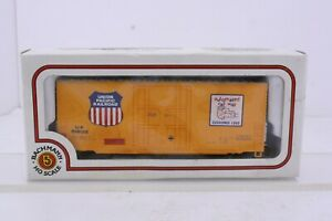 Bachmann HO Scale Union Pacific Hi Cube Box Car UP 518126