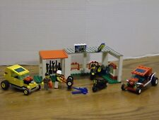 Lego 6561 Classic Town HOT ROD CLUB Racing Garage Complete w/Instructions
