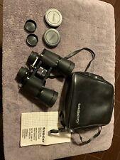 Tasco World Class Zip/Multi Coated 10 x 50mm.wide angle Binoculars 420ft/1000yd