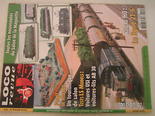 ** Loco Revue n°707 Les AB 30 de LS Models / USI de LS Models / Les BB 8500