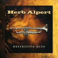 Herb Alpert Definitive Hits Remastered CD NEW