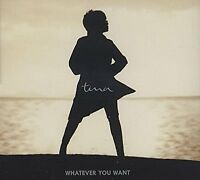 Tina Turner Whatever you want (1996, CD2, UK) [Maxi-CD]