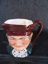 """Royal Doulton D5420 Old Charley Large Toby 6"""" X 7 1/2"""""""