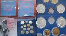 500 LIRE ARGENTO CARAVELLE  FIOR DI CONIO 2000