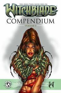 Witchblade Compendium, Vol. 1 (v. 1), Marc Silvestri, Christina Z, Rick Veitch,