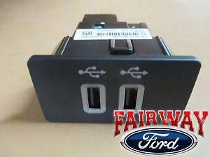 OEM Genuine Ford APPLE CARPLAY Interface Module -Sync 3 Only- HC3Z-19A387-E Blue