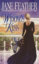 The Widow's Kiss by Jane Feather (2002) New ! Reissue