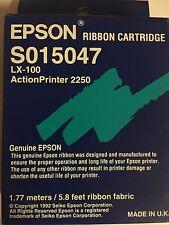 Epson cinta negro C13S015047, S015047