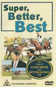 Super, Better, Best - Saga of Super Impose & Better Loosen Up - Documentary DVD
