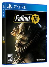 PS4 Fallout 76 Playstation 4 Nuovo Sigillato Versione Italiana