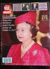 Point de Vue 3/3/1989; Elisabeth/ Le monde aux funérailles d'Hirohito/ Roi Afgha