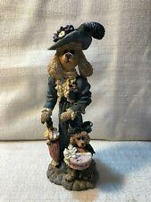 Boyds Bear Friends Folkstones Francoise Suzanne Crem de LaChien 4E Figurine 2875