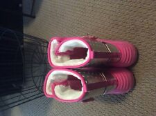 Hello Kitty Girls Boots Pink size 4