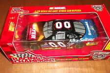 BUCKSHOT #00 ALKA-SELTZER AUTOGRAPHED RACING CHAMPIONS 50th ANNIVERSARY 1:24 (49