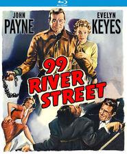 99 RIVER STREET (1953) (JOHN PAYNE) - BLU RAY - Region A - Sealed