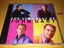 BEST of JOHN GARY 20 hits CD deep purple MY FOOLISH HEART shadow of your smile