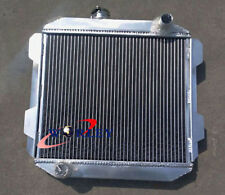 Aluminum radiator for Ford Capri MK2 MK II 2600/2800 V6 1974-1977 Manual
