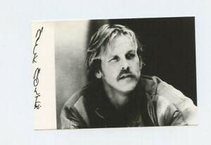 Autographié 3 x 5 Photo Film Star Nick Nolte