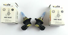 2 x Vosla Made in Germany Hir2 Lamp 9012 Blue 12v 55w E1