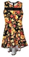 Vestiti da donna fantasia floreale multicolore taglia XS