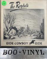 "The Regents – Ride Cowboy Ride MCA Records – MCA2002  UK Vinyl 7"" EX CON"