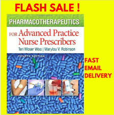 Pharmacotherapeutics for Advanced Practice Nurse Prescribers by Teri Moser [PDF]