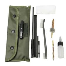 22cal 5.56mm Rifle Cleaning Kit Hot Pouch Bag Cleaner Brush Tool Set LA