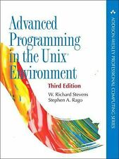 ADVANCED PROGRAMMING IN THE - STEPHEN A. RAGO W. RICHARD STEVENS (PAPERBACK) NEW