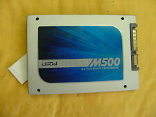 """Crucial M500 120GB Internal 2.5"""" (CT120M500SSD1) SSD SOLID S. DRIVE 2.5"""" LAPTOP"""