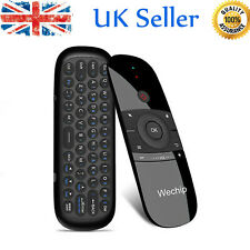 Wechip 4 In 1 Wireless Keyboard Remote Control Air Mouse For Android TV Box X8K5